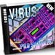 SynthLine vol.01 - Virus